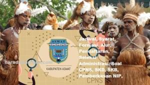 Jadwal SKB CPNS Kabupaten Asmat 2019 2020