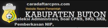 Pengumuman CPNS Kabupaten Buton 2021 Lulusan SMA SMK D3 S1 S2