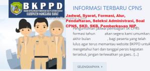 CPNS 2019 Kabupaten Manggarai Barat