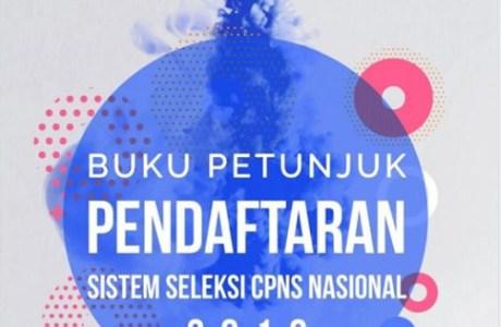 Informasi Penerimaan CPNS formasi 2021