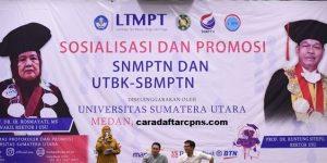 Pengumuman Hasil SBMPTN USU 2020 2021