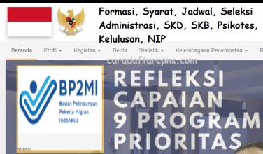 Jadwal dan syarat pendaftaran CPNS BP2MI 2021