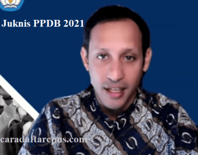 Download Juknis PPDB 2021
