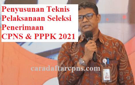 Jadwal Daftar CPNS 2021