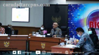 Jadwal Seleksi CPNS PPPK Dikdin 2021 Segera Dimulai