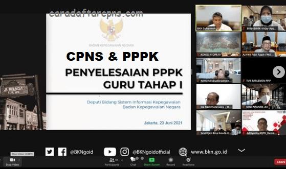 Link Pendaftaran CPNS 2021 Lulusan SMA