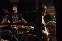 Improv Sessions at Desterro - Pedro Santo, Domenico Saccente, Felice Furioso, Carlo Mascolo, Luís Vicente