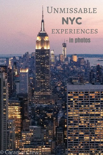 Things to do in New York City - unmissable experiences for your next trip to NYC!