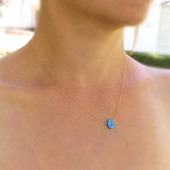 Dainty minimalist jewelry by Aaprill on Etsy