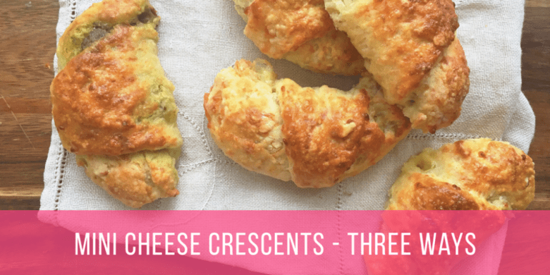 Quick, easy appetizer recipe that won't require much effort or time. You can fill the crescents with your favorite fillings and enjoy a super-tasty savory snack in no time at all.