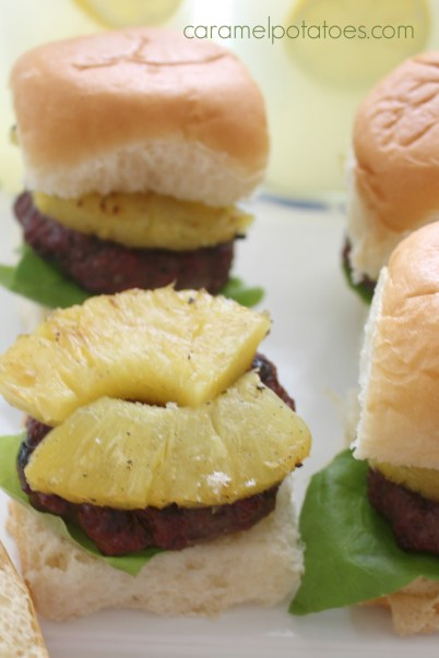 Sweet Onion Sliders