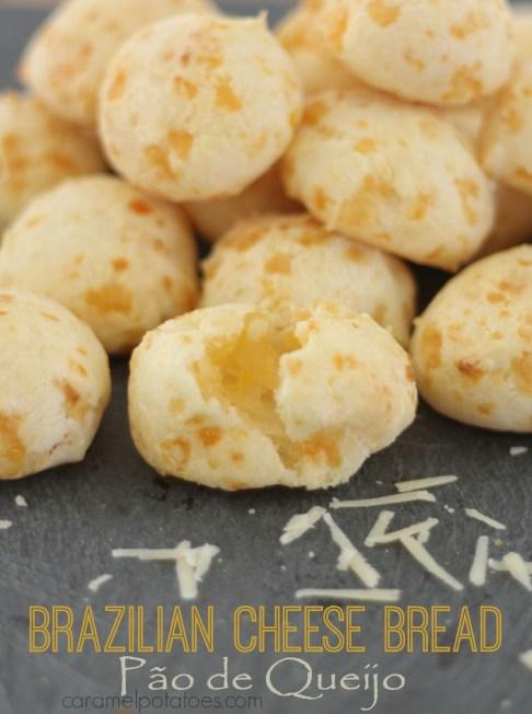 Brazilian Cheese Breead