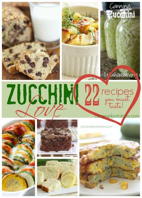 Zucchini Love