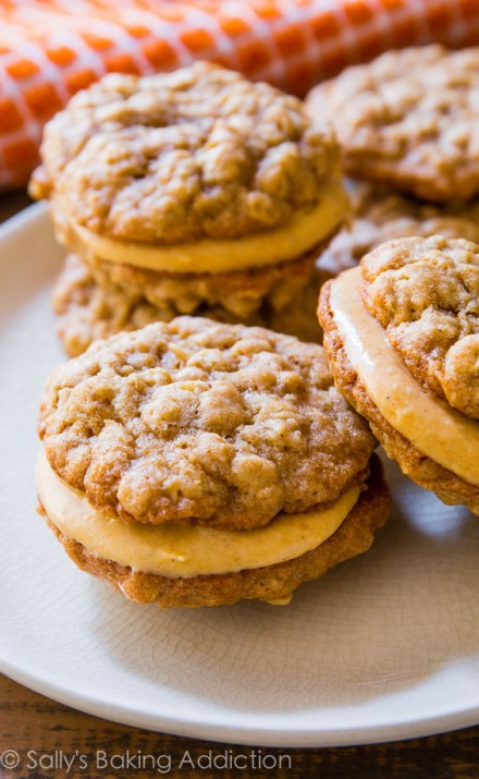Sallys-Baking-Addiction-Oatmeal-Pumpkin-Creme-Pies-6