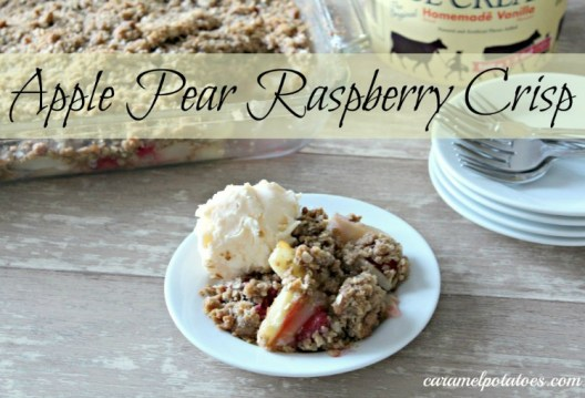 apple-pear-raspberry-crisp