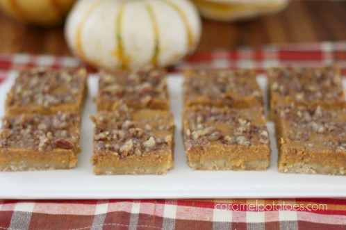 Pumpkin Pie Bars 026