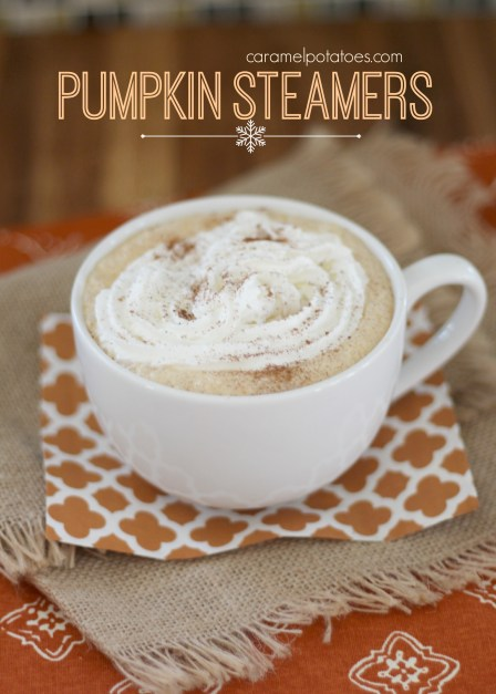 pumpkin steamers