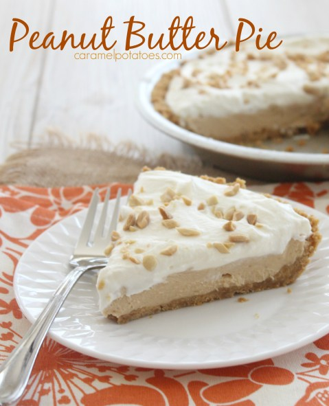 Peanut Butter Pie 120