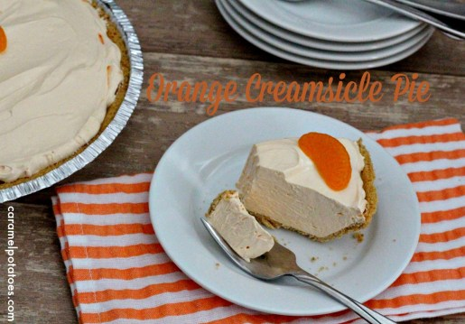 Orange-Creamsicle-Pie