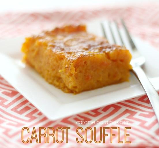 Carrot Souffle 001