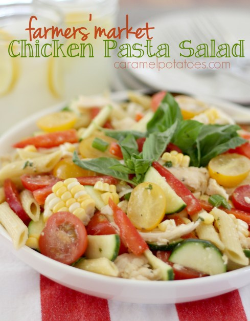 farmers market chicken pasta salad 102
