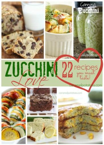 Zucchini-Love