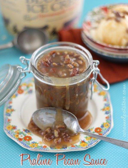Praline Pecan Sauce 117