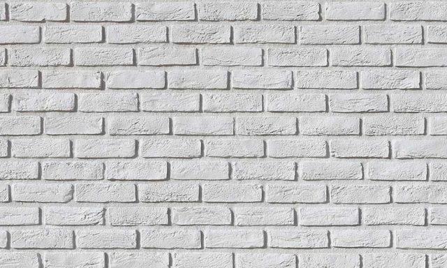 Panouri imitatie caramida de exterior TECHSTONE MANCESTER WHITE