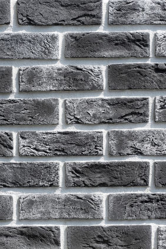 Caramida aparenta pentru fatade Techstone Medieval Grey