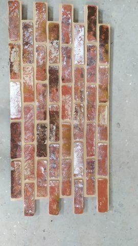 Panouri caramida aparenta antichizata TECHSTONE KORIAN