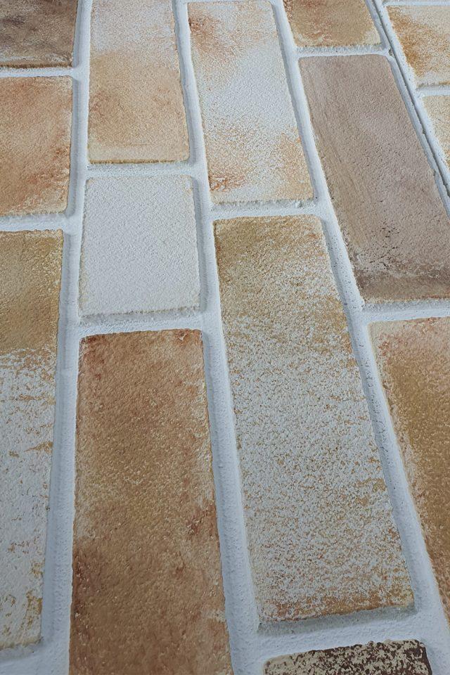 Panouri termoizolante caramida aparenta Techstone Clover 11