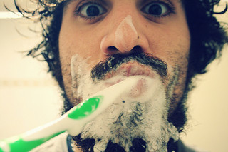 347/365 [Tooth paste atack!]