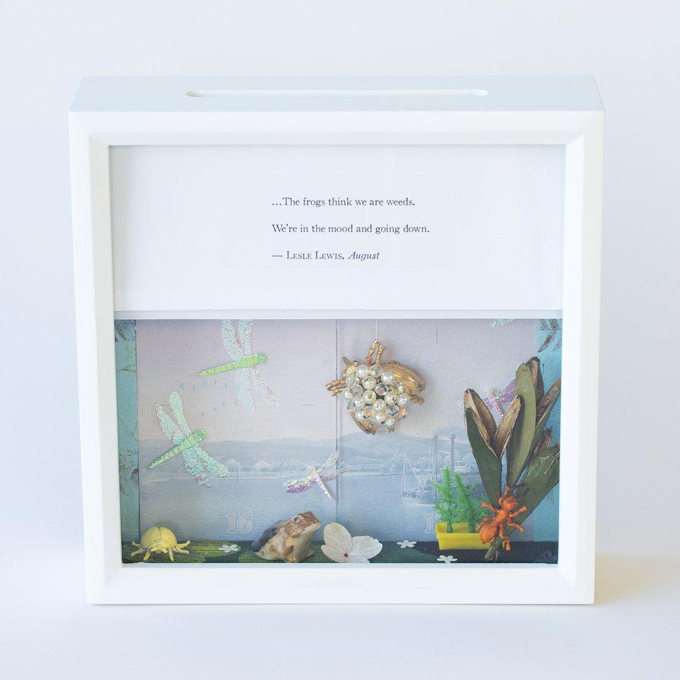 Tiny Writes Lesle Lewis Poetry Shadowbox
