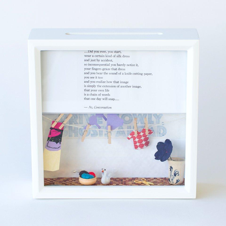 Tiny Writes Ai Poetry Shadowbox