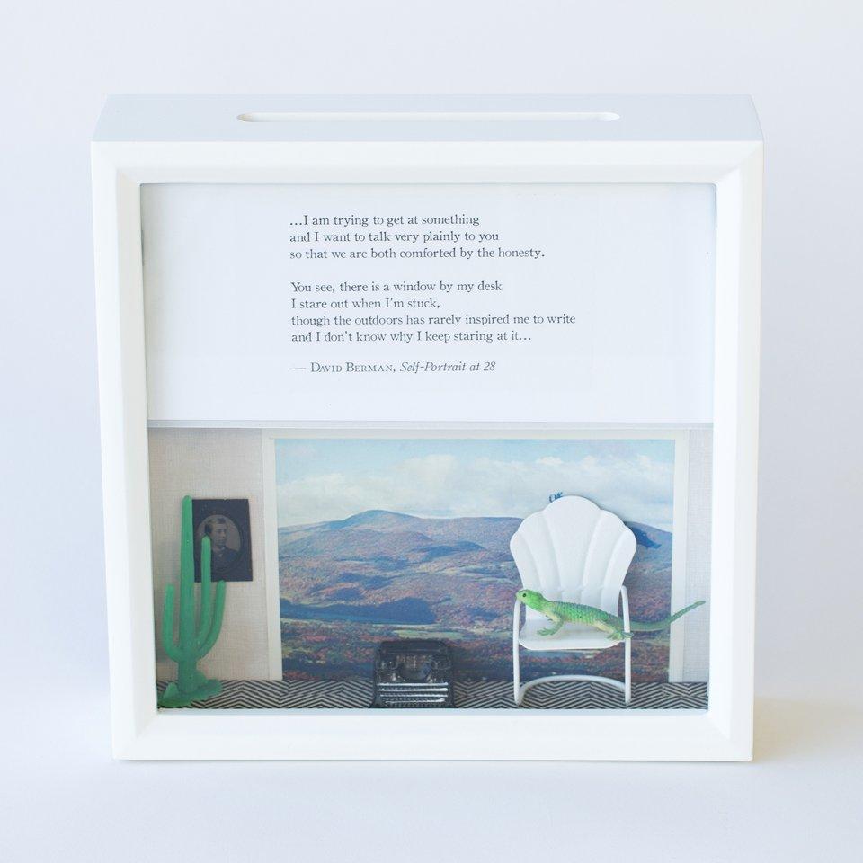 Tiny Writes David Berman Poetry Shadowbox