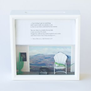 Tiny Writes David Berman Poetry Shadowbox