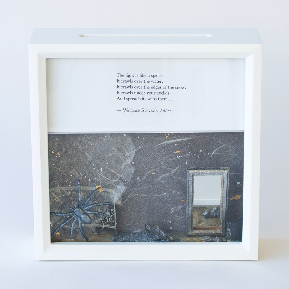 Tiny Writes Wallace Stevens Poetry Shadowbox