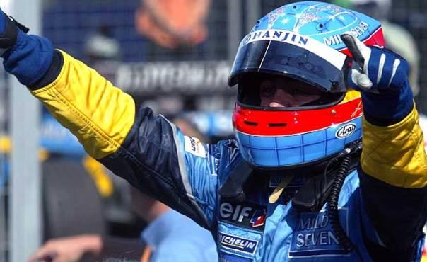 Llega la primera victoria española en la F1