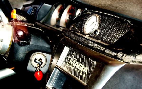 Interior EVO Angel Domenech Magia Motor - Motortec-Carandgas