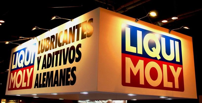 Stand Liqui Moly - Motortec-Carandgas