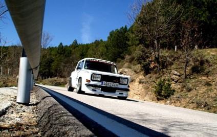 Simca - CARandGAS - RallySprint Canencia 2013