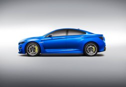 Subaru WRX lateral