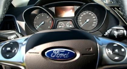Javi Vega Ford Kuga relojes