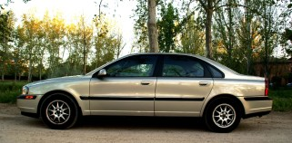 Volvo S80 Lateral