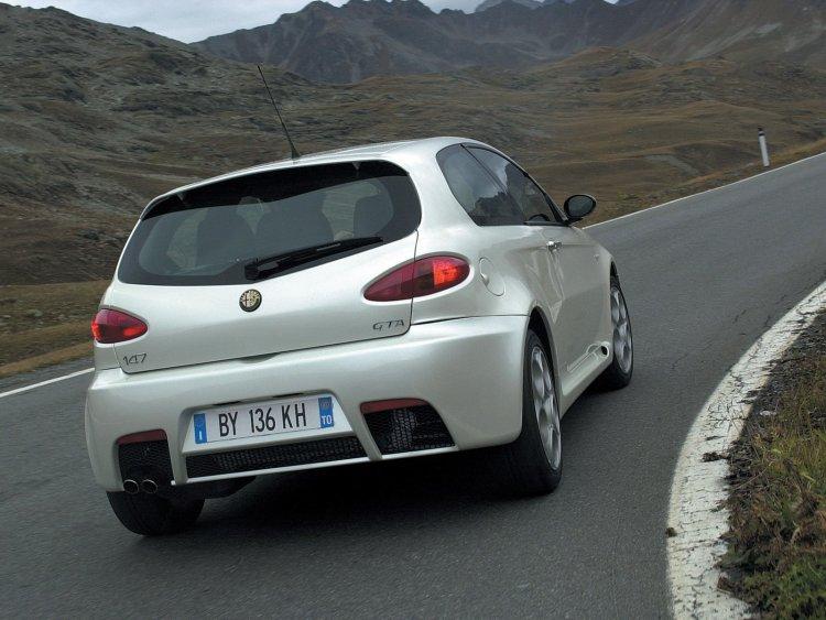 Prueba Alfa 147 GTA