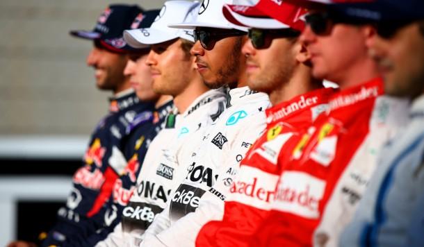 La F1 llega a Europa.