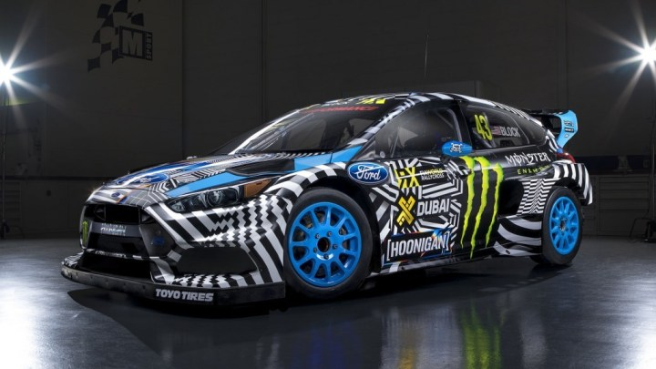 Ken Block Focus RS RX