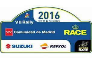 VII Rally Comunidad de Madrid - RACE
