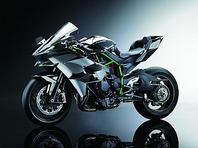 Kawasaki H2R a 400km/h Casi nada…