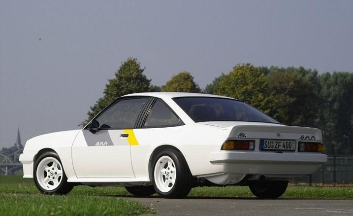 Opel Manta 400 Serie : El Gran Desconocido (Grupo B)